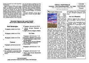 Read more about the article foglietto del 13/06