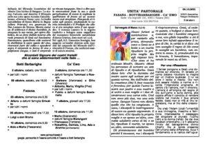 Read more about the article foglietto del 03/10